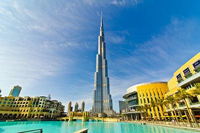 Yellow Boats + Hop-On Hop-Off Dubai/Dubai Mall/1