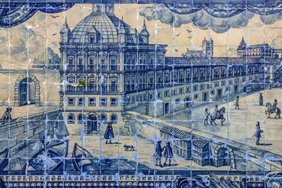 Hop-On Hop-Off Lisbon/Museu do Azulejo/10