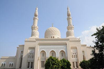 Yellow Boats + Hop-On Hop-Off Dubai/Jumeirah Mosque/16
