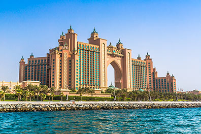 Ski Dubai Polar Pass + Hop-On Hop-Off Dubai/Atlantis The Palm/22