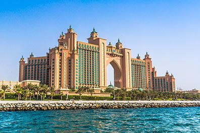 Wonder Bus + Hop-On Hop-Off Dubai/Atlantis The Palm/21