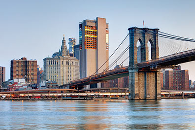 Hop-on / Hop-off-Bustour New York - All Around Tour/Brooklyn Bridge/46