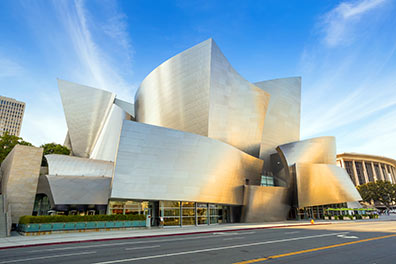 Bus Touristique Hollywood et Los Angeles/Walt Disney Concert Hall / MOCA/33
