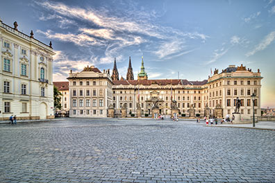 Jewish Quarter + Hop-On Hop-Off Prague Tours/Prague Castle/4