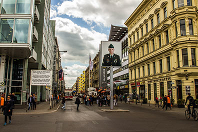 Bus Turistico Berlino/Checkpoint Charlie/5