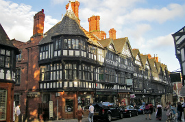 Hop-On/Hop-Off-Bustour Chester/St Werburgh Street (Sundays only)/13
