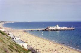 Bus Touristique Bournemouth/Bournemouth Pier (behind Hot Rocks)/2