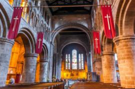 St Johns Church, Vicars Lane