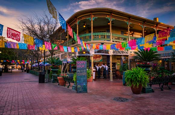 Bus Touristique San Antonio/Market Square / El Mercado/13