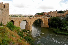 Bus Turístico Toledo/Puente San Martin/7