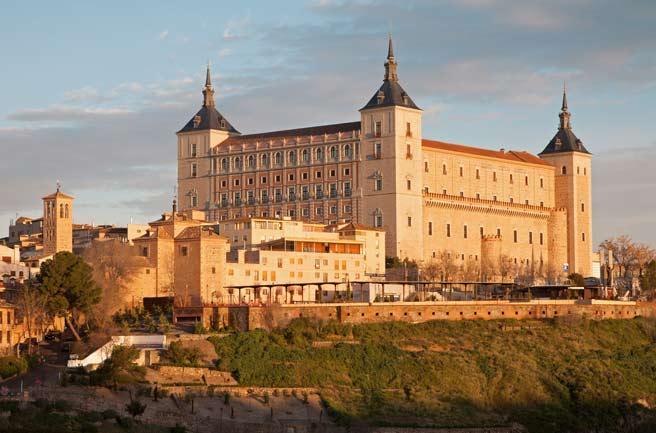 Hop-On Hop-Off Toledo/Alcázar/1