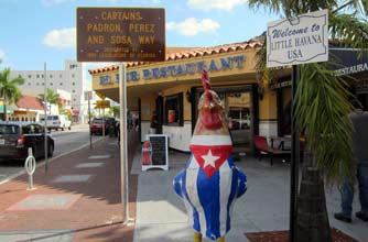 Hop-On/Hop-Off-Bustour Miami/Little Havana at Dominio Park/6