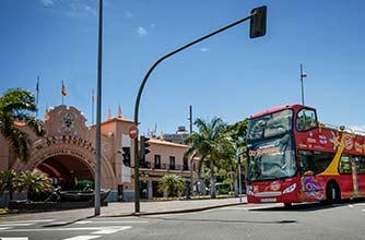 Bus Touristique Santa Cruz de Tenerife/Mercado Nuestra Sra. de Africa/11