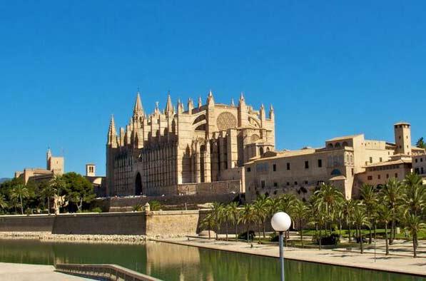 Bus Touristique Palma de Mallorca/Antonio Maura/1