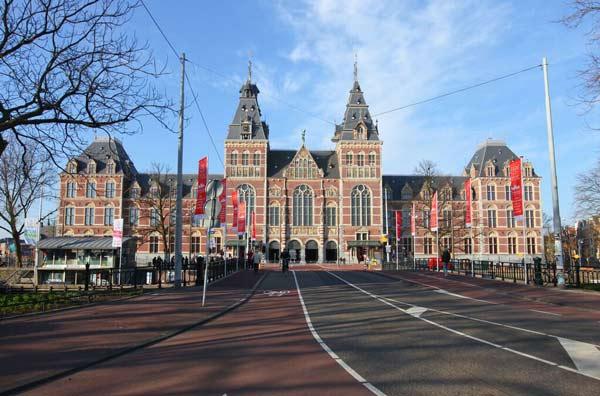 Bus Turistico Amsterdam/Stazione Centrale/1
