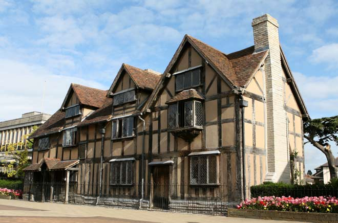 Shakespeare's Birthplace & Shakespeare Centre