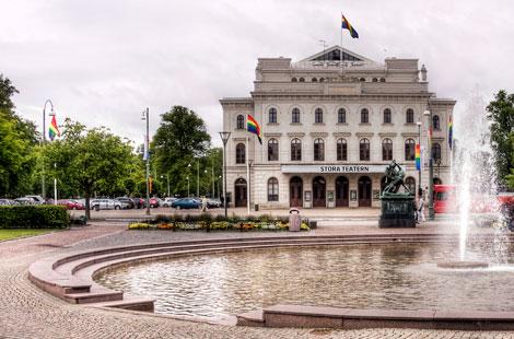 Stora Teatern / Grand Theatre