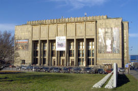 Blonia Meadows, National Museum, Cracovia Stadium