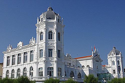 Playa del Sardinero / Casino