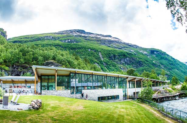 Norwegian Fjord Centre