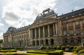 Bus Turístico Bruselas/Royal Palace /11