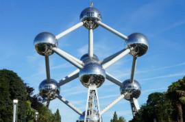 Bus Turístico Bruselas/Atomium/4
