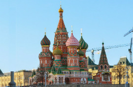 Hop-On/Hop-Off-Bustour Moskau/Red Square /12