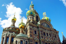 Bus Touristique Saint-Pétersbourg/Church of the Savior on Spilled Blood/16