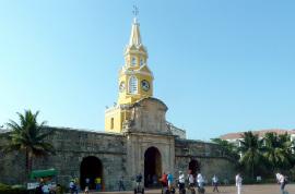 Hop-On/Hop-Off-Bustour Cartagena/Torre del Reloj/3