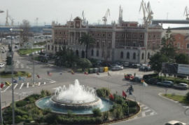 Bus Turístico Cádiz/Plaza Sevilla/9