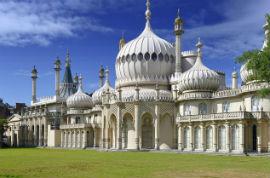 Hop-On/Hop-Off-Bustour Brighton/Brighton Pavilion/Old Steine/9