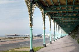 Hop-On/Hop-Off-Bustour Brighton/Madeira Terrace/12