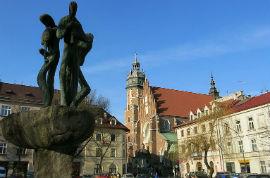 Hop-On Hop-Off Krakow/Kazimierz - Wolnica Square/3