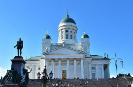 Hop-On/Hop-Off-Bustour Helsinki/Senate Square / Helsinki City Museum/1