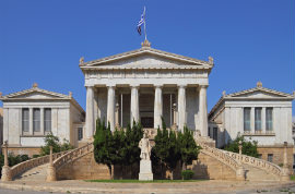 Hop-On/Hop-Off-Bustour Athen/National Library/10