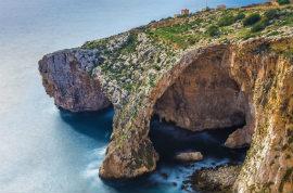 Hop-On Hop-Off Malta/Blue Grotto/6