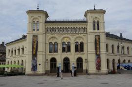 Hop-On/Hop-Off-Bustour Oslo/Nobel Peace Center Stenersen Museum City Hall/12