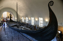 Hop-On/Hop-Off-Bustour Oslo/The Viking Ship Museum/7