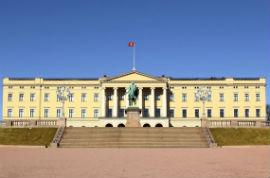 Hop-On/Hop-Off-Bustour Oslo/Karl Johan gate & The Royal Palace/3