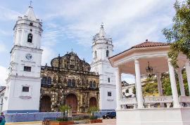 Hop-On/Hop-Off-Bustour Panama Stadt/Casco Antiguo/11