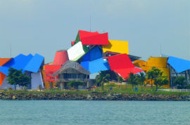Hop-On/Hop-Off-Bustour Panama Stadt/Biomuseo/6