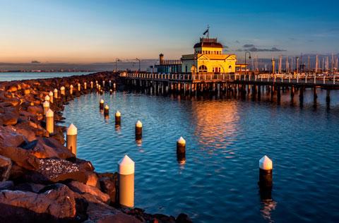 St. Kilda Marina