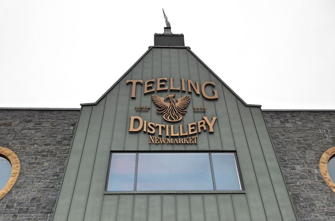 Teeling Whiskey Distillery, The Dublin Liberties Distillery