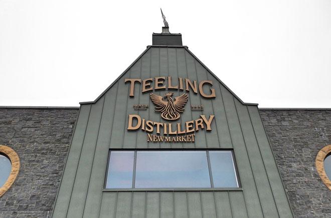 Teeling Whiskey Distillery, The Dublin Liberties Distillery