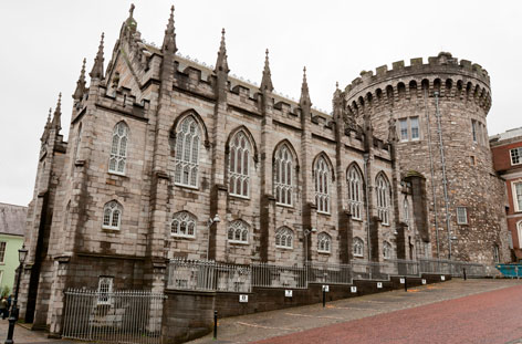 Dublin Castle, City Hall