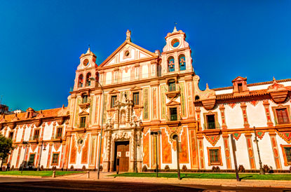 Palacio de la Merced - Diputación