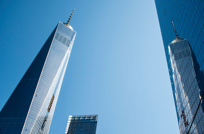 World Trade Center / 9/11 Tribute Center
