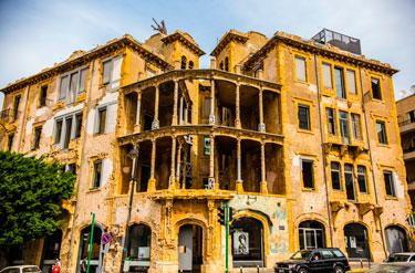 Beit Beirut Museum