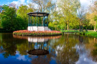 Leidseplein / Vondelpark