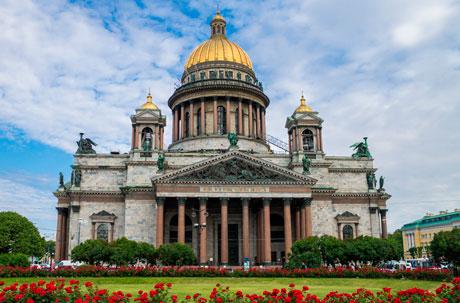Saint Isaac's Cathedral / Исаакиевский Собор